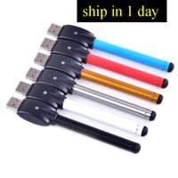 Wholesale O pen vape bud touch battery with USB Charger e cigarette cartridges wax oil pens thread for CE3 vaporizer pen cartridges dhl free TZ694