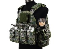 Wholesale Airsoft Military D Tactical Style Plate Carrier Vest Vest Hydration Pack L Hydration Bladder AOR2