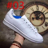 Unisex Mesh PVC free shipping 12 Colors 2016 Stan Smith Shoes For Men And Women Fashion Sneakers Casual Sport Leather Lovers Shoes Running Skate shoe 36-44