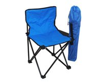 Wholesale Outdoor Foldable Chair Fit for Camping Fishing Picnic on Garden or Beach Enjoying The Sun and Wind a Holiday