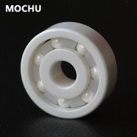 Wholesale 1PCS Ceramic Bearing CE x22x7 Ceramic Ball Bearing Non magnetic Insulating High Quality Deep groove ball bearings
