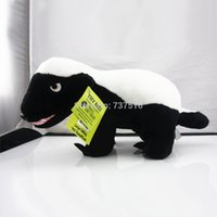 baby honey bear - New Best Friends Honey Badger Large Talking Plush Doll Soft Stuffed Rated New Plush Interesting Gift For Baby toys