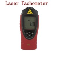 Wholesale Professional Laser Tachometer Wide Measure Range to rpm rps Resolution rpm Photo Tachometer High Precision