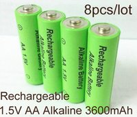 aa cell charger - attery charger multiple batteries OFF mAh v AA rechargeable alkaline battery cell Zn Mn batteries replace for