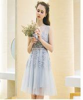 Wholesale Celebrity Dresses Simple Elegant Evening Gowns Short Graceful Prom Dresses Online Cheap Various Designs New Arrival