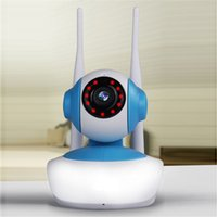 Wholesale 1280 TVL Wifi IP Camera w px Two Way Talk Wireless IPC with m IR Lamp for Android IOC PC RH HS BJ10