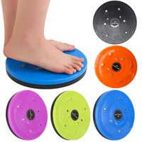 balance board exercises - Hot Sale PP Twist Boards Support Degree Rotation Massage Balance Board For Exercise And Physical Foot Massage