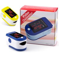 ac pulse - Household Pulsioximetro Fingertip Pulse Oximeter Oximetro De Pulso De Dedo SpO2 Saturation Meter Pulse Oximeter