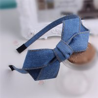 act manual - Brazil s hot Denim hair band Bownot the head band Fashion jewelry Manual first act the role ofing is tasted The new listing Hot selling