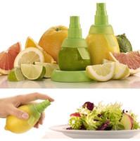 Wholesale Kitchen Cooking Tools Gadgets Lemon Sprayer Fruit Juice Citrus Spray De Cocina Cozinha Cuisine gadget utensilio de cozinha