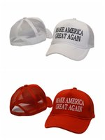 baseball america - MAKE AMERICA GREAT AGAIN Caps Snapback Street Hats Hip Hop Sport Peaked Summer Casquette Flat Baseball Gorras Panel Women Man Strapback