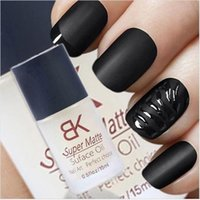 Wholesale 6pcs ml Super matte surface Magic oil Nail Art Polish Perfect Choice Top Coat Surface Oil Women Manicure Tool