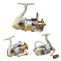 Wholesale Hot Selling BB Speed Ratio Saltwater Spinning Wheel Trolling Spinning EF1000 Ocean Sea Boat Ice Fishing Tackle Reel