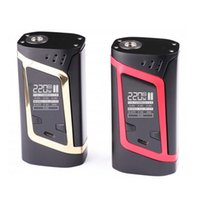 best baby temperature - Authentic SMOK Alien TC Box MOD W VW Temperature Control Vape Mod Fit for TFV8 Baby Best Tank vs Smok X cube Ultra w