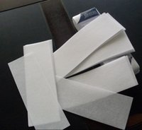 Wholesale Big discount set Professional Wax Waxing Strips Hair Removal Paper Nonwoven Epilator