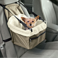 bicycle basket bag - Pet Carrier Soft Sided Cat Dog Comfort Travel Tote Bag pet booster seat Car pet Waterloo pet ideas or automobile basket