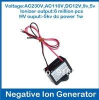 Wholesale power W ionizer output million AC V HZ air purifiers parts negative ion generaotr