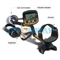 Wholesale High Sensitivity pulse induction gold bug metal detector high depth gold metal detector for silver under ground scanner