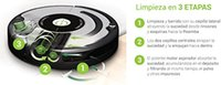 Wholesale iRobot Roomba robot sweeper Thorough daily cleaning Sweep Suction Cyclone Robot Household Cleaning Wireless Ultra Fine Air FilterLCD