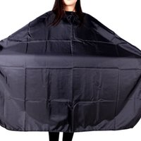 Wholesale NEW Haircutting Gown Hairdresser Hair Cutting Barber Fashion Hair Cutting Tool Cloth Apron Shade Waterproof Salon Hairdressing Cape