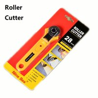 Wholesale mm mm Roller Cutter Round knife Circular knife for Patchwork Cloth Leather