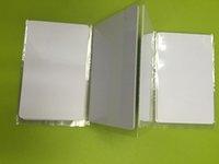 Precio de Impresoras de inyección de tinta gratis-La viruta de la tarjeta en blanco TK4100 / EM4100 de la identificación del PVC RFID de la alta calidad 125KHZ para la impresora de inyección de tinta de Epson / Canon libera el envío