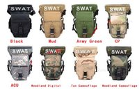 Wholesale Fashionable Swat Military Waist Pack Weapons Tactics Outdoor Sport Ride Leg Bag Special Waterproof Utility Thigh Pouch