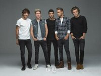 one direction posters - One Direction Music Group Pop Singer x24 Poster wall sticker wall stickers