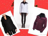 bamboo sleeve designs - Goose ca THOMPSON women ladies WINTER PARKA goose Jacket Buffer Khaki Size M XXXL WINTER OUTWEAR LONG