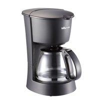 Wholesale cafe Americano machine household automatic drip coffee pot tea machine