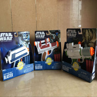 arms guns - Zorn Star Wars captain rex blaster Hasbro toys ne rf Soft bullet gun toy mperial Stormtrooper arms Boy toys Christmas gift
