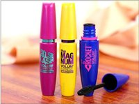 Wholesale Genuine lady slim thick curly mascara smudge proof