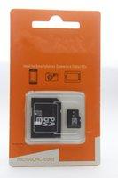 digital flash - whosale DHL NEW GB GB GB MICROSD CLASS MICRO SD GIFT MICRO TF FLASH MEMORY