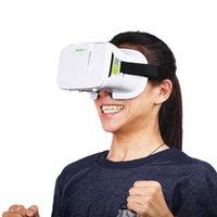 Wholesale BOBOVR Xiaozhai Z2 D VR Glasses Immersive Virtual Reality for Helmet DK2 Google Cardboard Box for inch SmartPhone