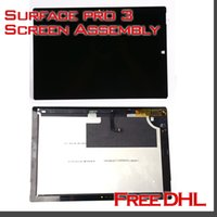 Wholesale High quality LCD Assembly For Microsoft Surface Pro Lcd Touch Screen Digitizer Replacement Assembly Tom12h20 v1