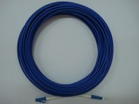 armored cable - Fiber Optic Armored armoured Patch cord cable LC UPC LC UPC LC LC UPC Singlemode SM simplex mm M M M M M M