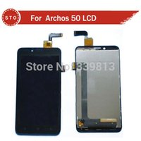 archos lcd screen - Original LCD Display and Touch Screen Digitizer Assembly For ARCHOS Platinum K touch S5t