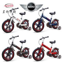Wholesale Kids bicycles MINI inch stroller carbon frames Children s Exercise Bike Colors Front and rear brake