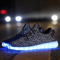 b m cable - Led Light Up Shoes Luminous Sneakers USB Cable Charging Fashion Night Lighting Shoes for Casual Shoes Cool Sneakers Unisex Showtime