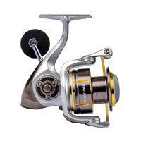 aluminum bbs - KastKing Kodiak Series Full Metal Body Design BBS KG Drag Power Fishing Reel Larger Aluminum Spool Spinning Reel