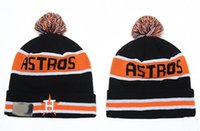 beach houston - HOUSTON ASTROS Beanies hats Sports Beanie Knitted Hats New Design Team Hats Sports Cap Fashion Beanies Women Men Snapback hats