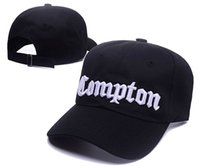 Wholesale Newest N W A Caps Letter Men Women Baseball Cap NWA Cap Hat Compton Niggaz Outdoor Sports Hip hop Hat