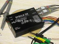 Wholesale DX PRO way logic analyzer way oscilloscope Aluminum alloy shell Precision V Analog input impedance M AD9288 chip