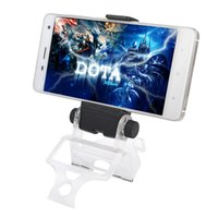 Wholesale 2016 Cell Smartphone Game Holder Controller Clip Clamp Holder For Playstation For PS4 Game Controller