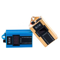 Wholesale Crown KW province of LCD Smart Saver provincial electrical household meter energy saving treasure