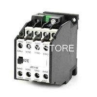 Wholesale mm DIN Rail Mounted P NO NC VAC Coil Contactor Type Relay JZC1