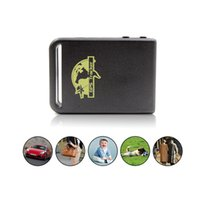 Wholesale Mini Vehicle Car GPS Tracker TK102B Global GPS Tracker Real Address Monitor Platform Universal Multifunctional Tracking Device