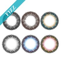 Wholesale FIZZ Series Color contacts yearly disposable eye contact lenses ready stock