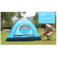 Wholesale 2016 Ultralight Double Layer Person mX2mX1 m Waterproof Beach Tent Shelter For Hunting Fishing Awning Tent Outdoor ZP009