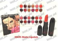 Wholesale Factory Direct DHL New Makeup Lips Dita Von Teese Matte Lipstick Lip Stick g